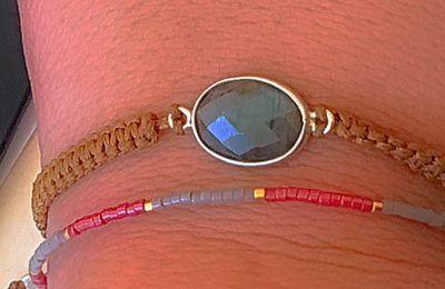 Deux nouveaux bracelets tout jolis tout mignons...