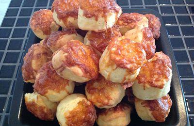 """""""Sajtos pogácsa"""".... Biscuits salés au fromage"""