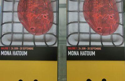 L'expo Mona Hatoum, au Centre Pompidou