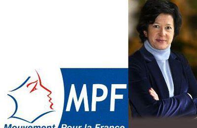 [Le Parisien] Election Presidentielle 2017 : interview de Véronique Besse (députée MPF)