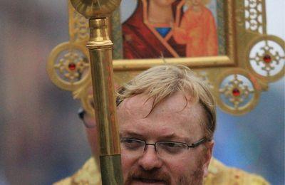 [Russia Today] Russie : le député Vitali Milonov veut s'attaquer à la franc-maçonnerie