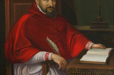 """Saint Robert Bellarmin : """"un hérétique manifeste n'est pas un chrétien et ne peut donc pas être pape"""""""