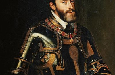 """""""Histoire de l'empereur Charles Quint"""", par Don Juan Antonio de Vera Zúiga y Figueroa"""