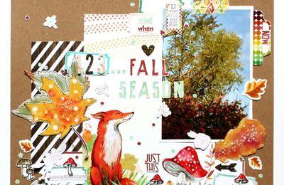 1, 2, 3 .... Fall Season