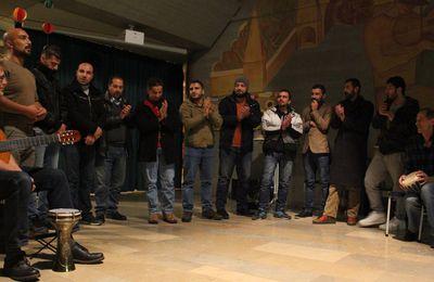 """""""Lieder, die wie Brücken sind"""" - 150 Besucher sehr spendenfreudig bei gelungener Benefiz-Kleinkunst-Veranstaltung des Veitshöchheimer Asylhelferkreises -  Erlös 1650 Euro"""