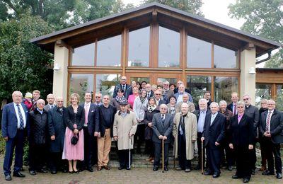 Gemeinde Veitshöchheim feierte die  Eingemeindung des Weilers Gadheim vor 40 Jahren - Eine Liebesheirat war es nicht, aber die richtige Vernunftehe