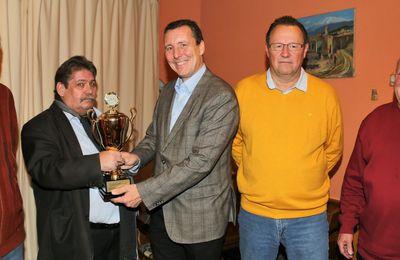 Rolf Gerberich siegte bei der 17. Veitshöchheimer Skat-Ortsmeisterschaft