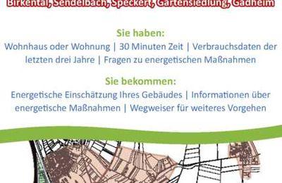Kostenlos und vor Ort: Gemeinde Veitshöchheim bietet vom 20. bis 23. Februar 2017 Energieberatungen an