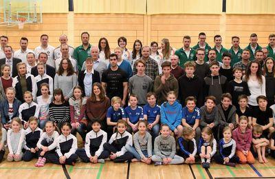 Der Sport hat in Veitshöchheim einen enormen Stellenwert - Veitshöchheimer Sportlerehrung mit attraktiven Vorführungen