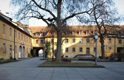 Hauptausschuss vergab erste Aufträge für auf 1,2 Mio. Euro veranschlagte Sanierung des Mittelbaus im Rathaushof