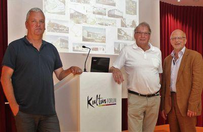 Veitshöchheimer Rudi Hepf mit AG 60Plus des SPD Unterbezirks Würzburger Land zu Gast im Main-Kinzig-Keis