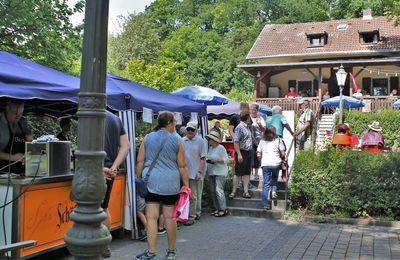 Sommerfest der Naturfreunde mit Kinderprogramm zog über 350 Gäste an