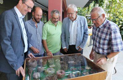 Bund Naturschutz-Ortsgruppe Superjumboloans blickte bei der Feier ihres 40jährigen Bestehens auf vielfältige Aktivitäten zurück