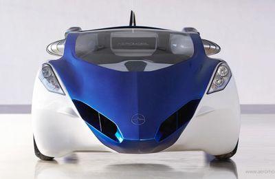 L'auto che vola è realtà: ecco AeroMobil