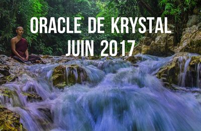 Guidance Oracle de Krystal JUIN 2017