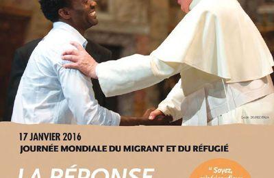Mirants &réfugiés nous interpellent