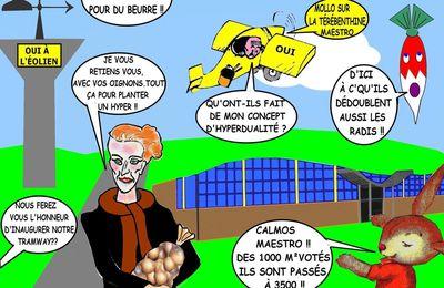 TWIN-HYPERS : UNE DIPLOPIE PASSAGÈRE - du 04 AOÛT 2015 (J+2421 après le vote négatif fondateur)