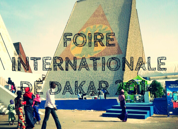 Foire Internationale de Dakar 2014