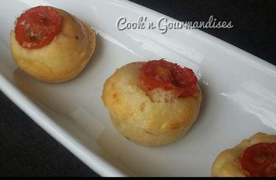 Bouchées Chèvre Cumin et Tomate cerise