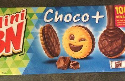 100% Remboursé : BN mini BN Choco+, jusqu'au 31/08/2017