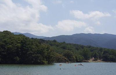 Vinca : La plage des Escoumes, un site à découvrir.