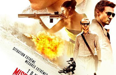 MISSION : IMPOSSIBLE – ROGUE NATION - 3 extraits inédits du film - Mercredi au Cinéma #MissionImpossible