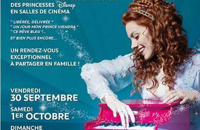 ANAIS DELVA chante les princesses Disney en Concert au Trianon et au Cinema !