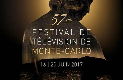 Le Festival de Télévision de Monte-Carlo dévoile son affiche