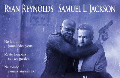 HITMAN & BODYGUARD avec Ryan Reynolds, Samuel L. Jackson, Gary Oldman au Cinéma le 23 Aout 2017