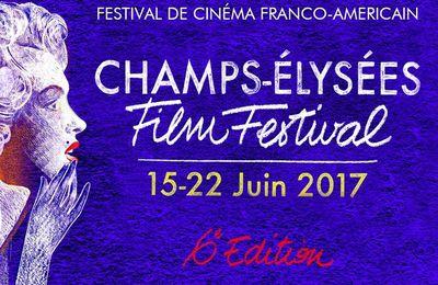 Champs-Élysées Film Festival 2017 - Le Programme
