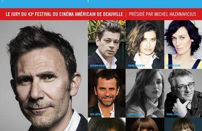 Festival de Deauville 2017 - Les Jurys et les Stars Annoncées sur les Planches les Hommages de #Deauville2017