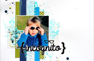 Incognito / sketch Coffee scrap / loto MIS