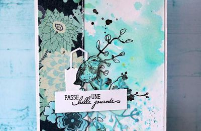 Défi lift carte / Scrap&Co