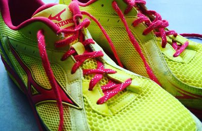 Test : Mizuno wave aero 13