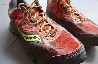 Test matos trail : Saucony Xodus 6.0