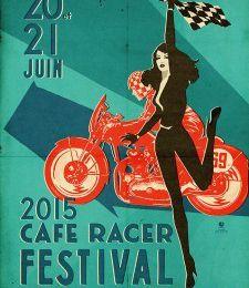 Café Racer Festival les 20 et 21 juin 2015