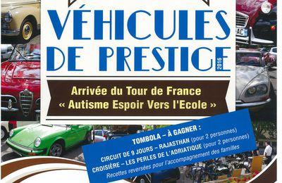 Rassemblement d'automobiles le 5 juin 2016 à Savigny-sur-Orge 91