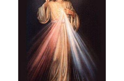Le chapelet à la Miséricorde divine