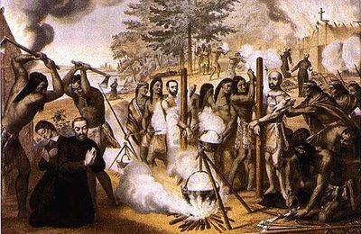 Saints Martyrs Canadiens, missionaires s.j. († 1642/1649)