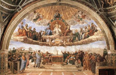 La Fête-Dieu ou Solennité du Saint Sacrement du Corps et du Sang du Christ