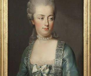 Messe en hommage à Marie-Antoinette d'Autriche 2017