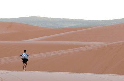 Michele Graglia, ultrarunner. Da quando ho iniziato non mi sono più fermato (Intervista di Matteo Simone)