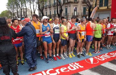 Messina Marathon 2016 (8^ ed.) - 7° Trofeo UniCredit. Numeri da record e pronti allo start