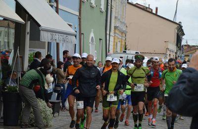 "Nove Colli Running 2016. Enzo Tidona della ASD No al Doping finisher: ""Unico""!"