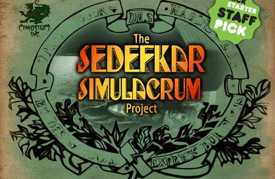 Le Simulacre de Sedefkar