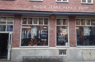 Les Repair Shop ....ça marche aussi pour les habits !