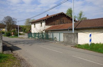 Le moulin des Reisses à Dommartin les Cuiseaux (71480)
