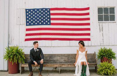 Mariage à l'américaine 5 idées originales
