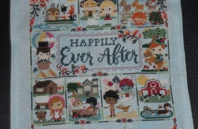 Projet Happily Ever After