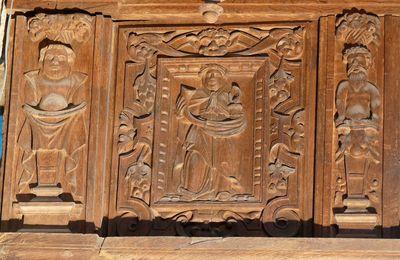 L'enclos paroissial de Saint-Herbot en Plonevez-du-Faou. I. Les 12 Sibylles du chancel.